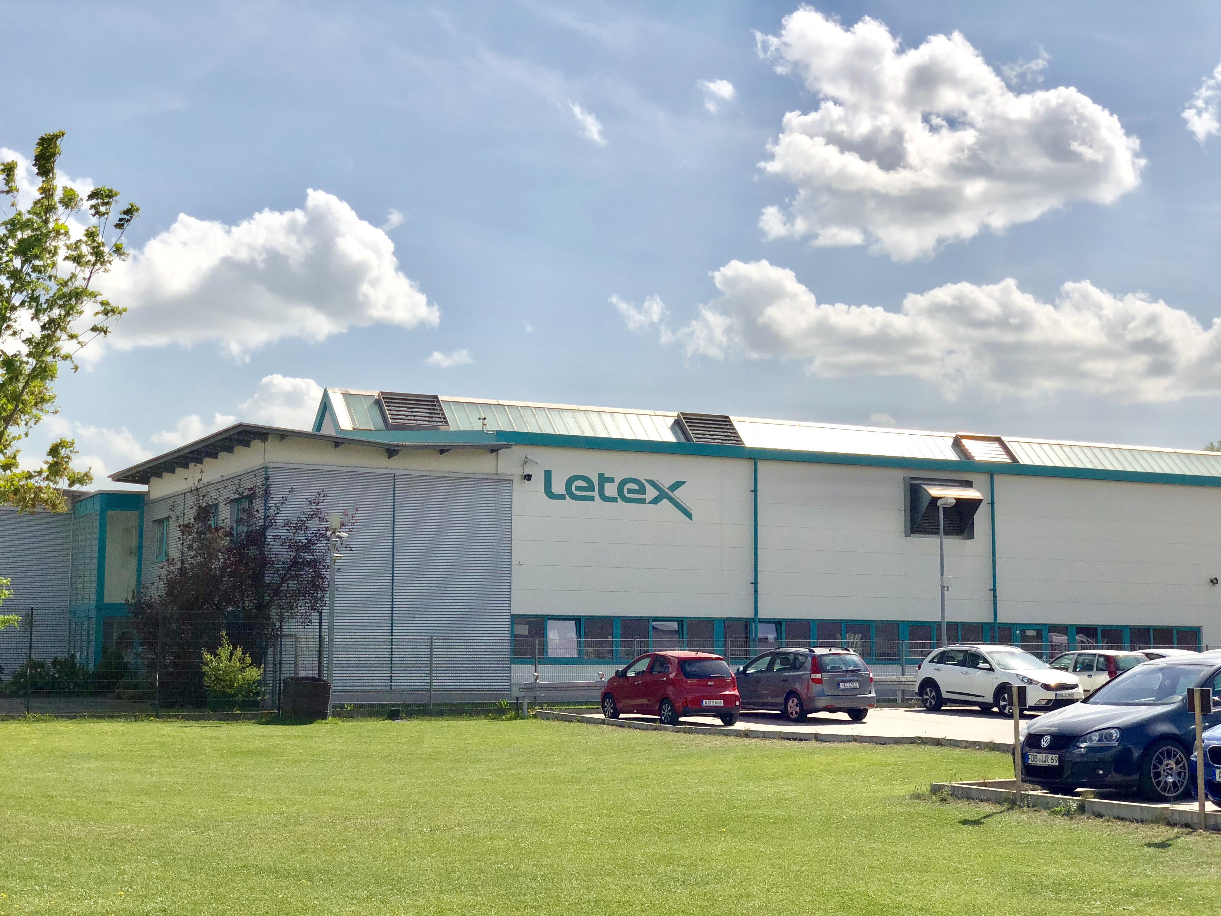 Letex Spezialgarne GmbH Augsburg